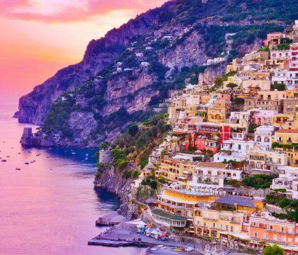 a picture of Amalfi Coast