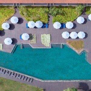 Pool Aerial View Anantara Kalutara Sri Lanka Holidays