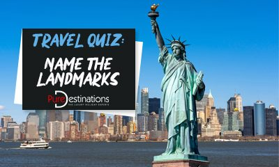 How Many Famous Landmarks Can You Guess?