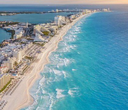 a picture of Cancun