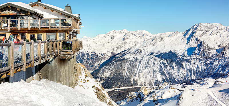 Courchevel Ski Slopes Ski Holiday Packages
