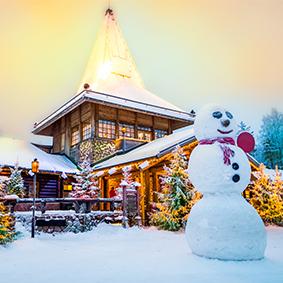 Santa Claus Village Lapland Holidays