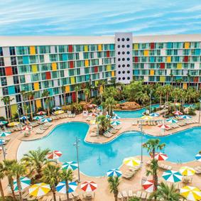 Thumbnail Universal Cabana Bay Beach Resort Disney Holidays