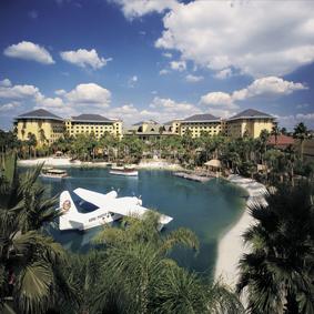 Thumbnail Universal Loews Royal Pacific Resort Disney Holidays