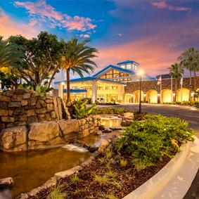 Thumbnail Universal Loews Sapphire Falls Resort Disney Holidays