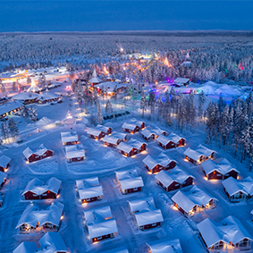 Where To Stay In Lapland Lapland Holidays