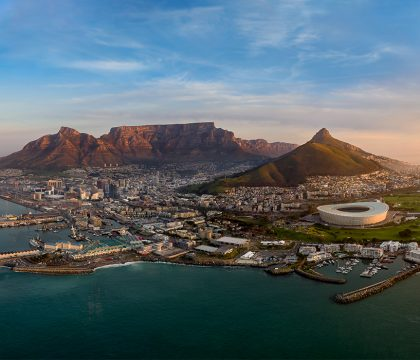 a picture of Cape Town
