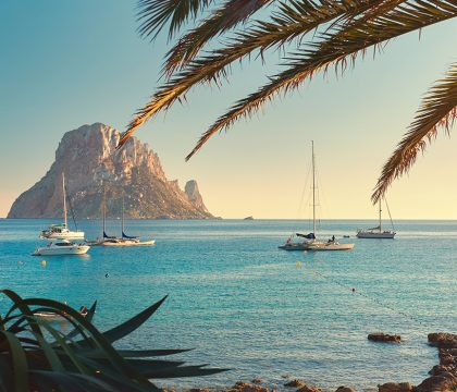 a picture of Ibiza