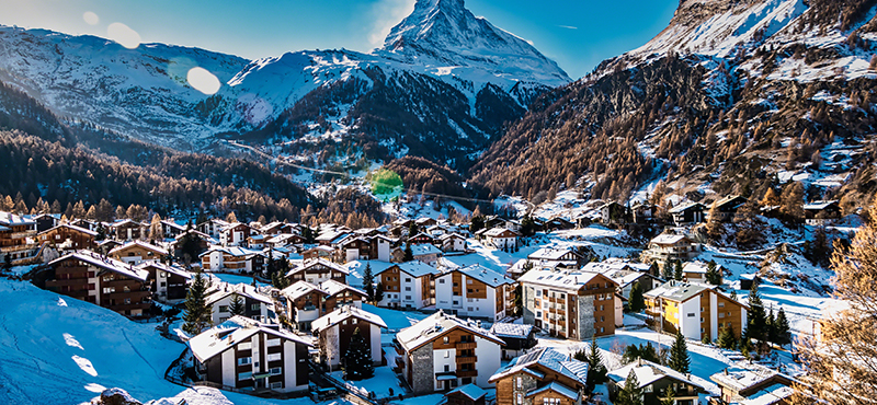Zermatt Ski Village Ski Holiday Packages