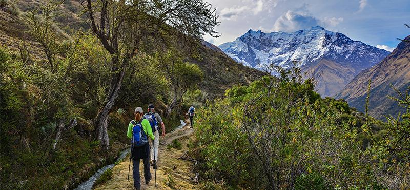 Machu Picchu Salkantay Trail Machu Picchu Holidays & Luxury Holidays
