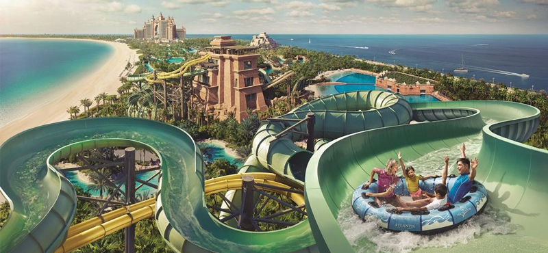 Atlantis The Palm Aquaventure Waterpark Luxury Family Holidays