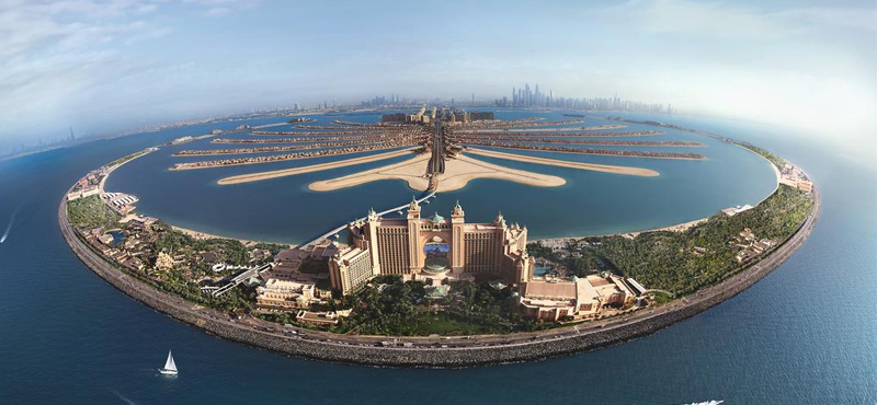 Atlantis The Palm Exterior Luxury Family Holidays