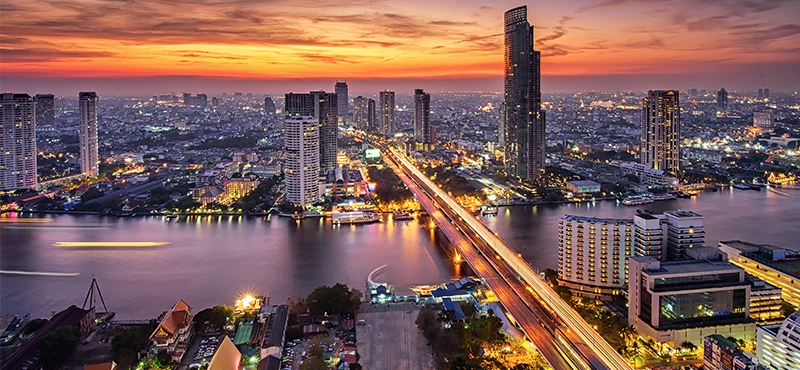 Bangkok City Breaks Luxury City Breaks