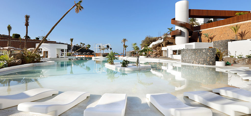 Hard Rock Hotel Tenerife Pool Luxury Family Holidays