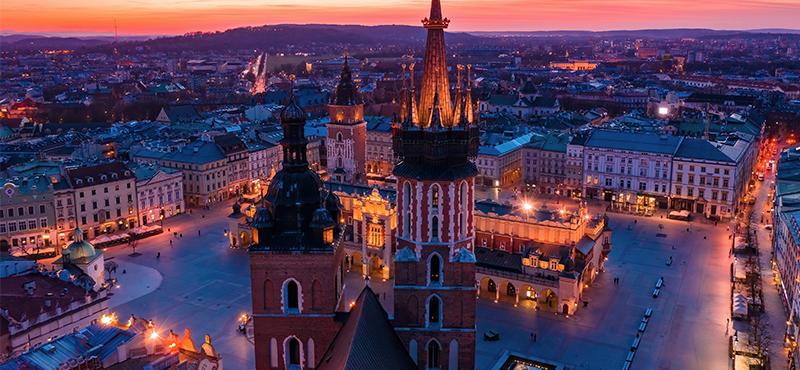 Krakow City Breaks Luxury City Breaks