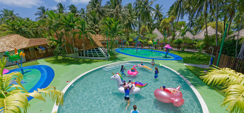Kuramathi Kids Club Luxury Family Holidays