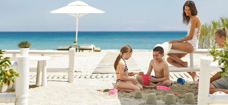 Sani Beach Club Childrens Activities Luxury Family Holidays
