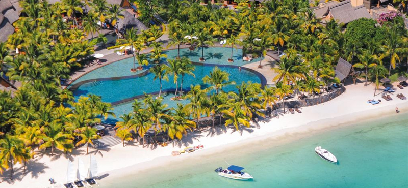 Trou Aux Biches Beachcomber Beach Luxury Family Holidays