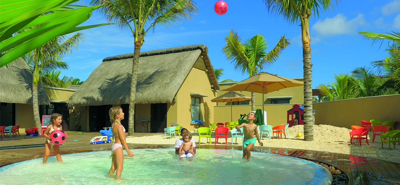 Trou Aux Biches Beachcomber Kids Club Luxury Family Holidays