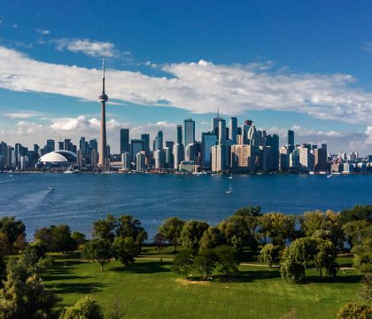 a picture of Toronto