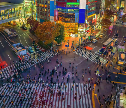 a picture of Tokyo